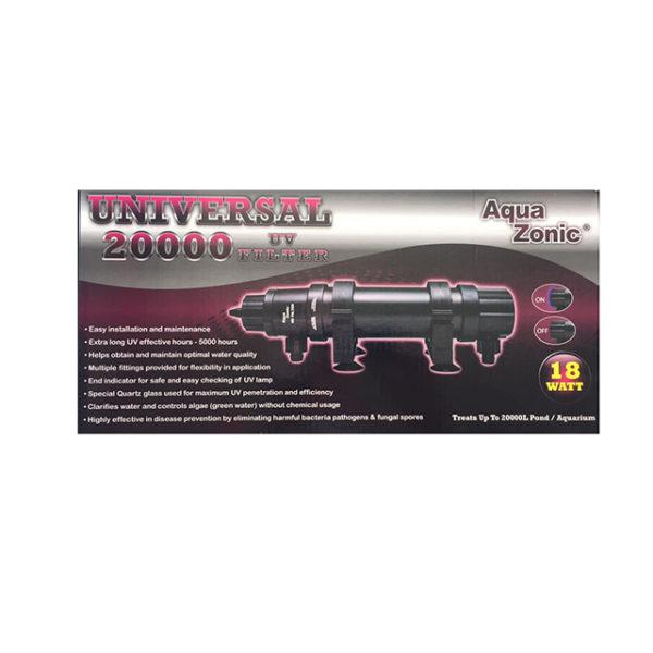 UV Aquazonic 18 w