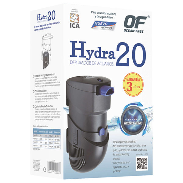 Filtro Hydra 20