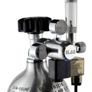 regulador compacto con valvula seleniode