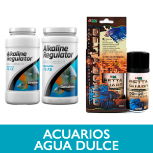 Acuarios Agua Dulce