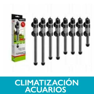 Climatización Acuarios