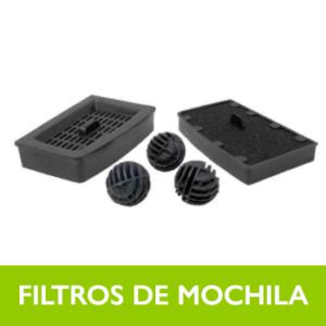 Filtros de Mochila