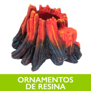Ornamentos de Resina